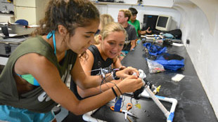 MARINE: Mid-Atlantic Robotics in Education at BIOS